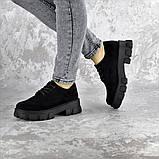 Туфли женские 41 размер 26 см Черные, фото 3