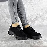 Туфли женские 41 размер 26 см Черные, фото 6