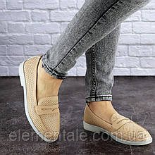 Туфлі жіночі Fashion Diana 1875 36 розмір, 23,5 см Бежевий
