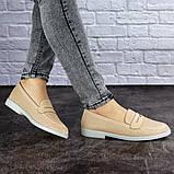 Туфлі жіночі Fashion Diana 1875 36 розмір, 23,5 см Бежевий, фото 5