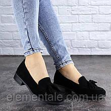 Туфлі жіночі Fashion Evita 2124 39 розмір 25,5 см Чорний