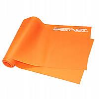 Лента-эспандер для спорта SportVida Flat Stretch Band 200 на 15 см 5-10 кг SV-HK0185 SKL41-227842