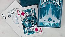 Карты игральные | Bicycle Frosted, фото 3