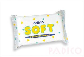Масса самоотверждающаяся суперлегкая мягкая Артиста Софт (Япония) ArtistaSoft