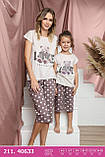 Детские пижамы для девочек від 4-5 до 14лет, Nikoletta, фото 3