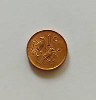 1 цент Южная Африка 1983 г., фото 1