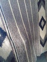 Лыжник гуцульский полуторный, Плед одеяло из овечьей шерсти, размер 2,0 * 1,5 м \ Tvd - П20