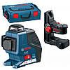 Нивелир лазерный Bosch GLL 3-80 P + BM1 (новый) в L-Boxx 0601063309