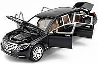 Машинка Металева Mercedes Benz Maybach, фото 1
