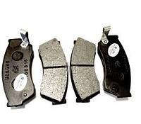 Колодки тормозные передние (комплект) Chana Benni / Чана Бени CV6060-1600