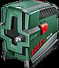 Лазер с перекрестными лучами Bosch PCL 20 0603008220