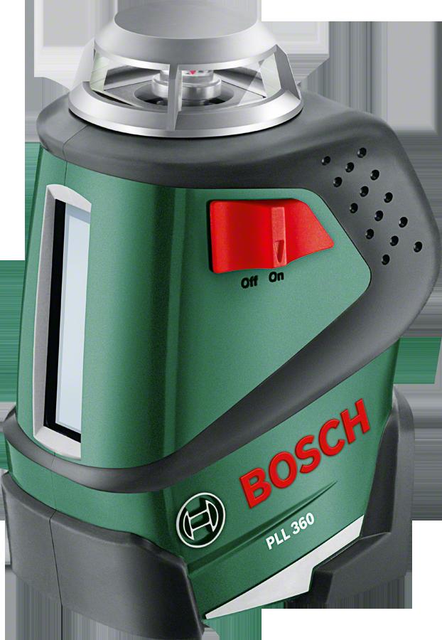 Построитель плоскостей Bosch PLL 360 0603663020 - OfficeTools интернет-магазин профессионального инструмента в Киеве
