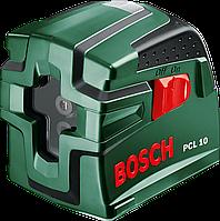 Лазер с перекрестными лучами Bosch PCL 10 0603008120, фото 1