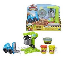 Ігровий набір Wheels Crane Play-Doh Кран-Навантажувач E5400