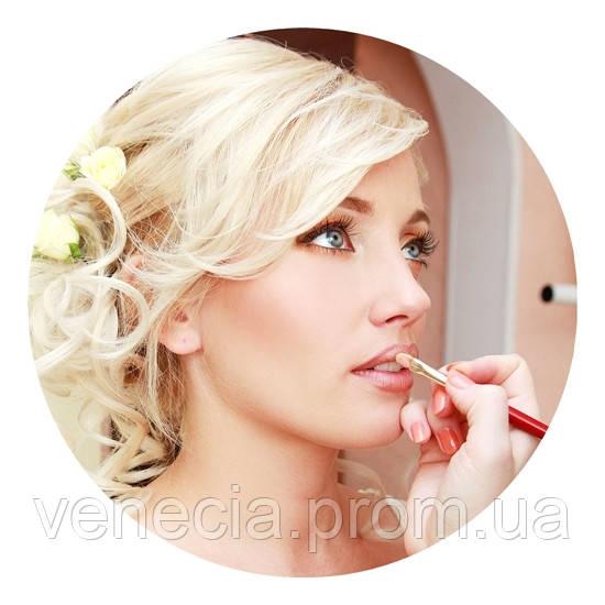 Свадебный визаж (макияж)