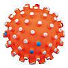 Мяч виниловый Trixie, с шипами, 12-13 см
