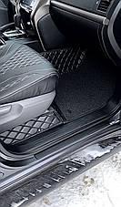 Комплект Ковриков 3D Toyota Land Cruiser 200, фото 3