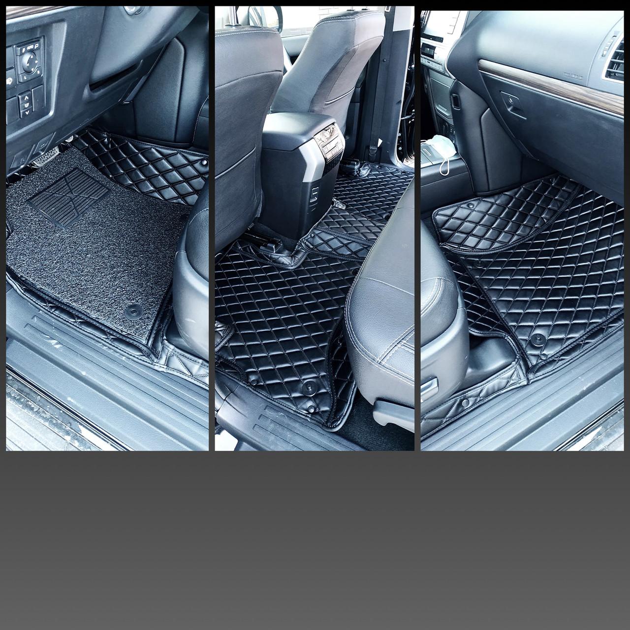 Комплект килимків для Toyota Prado 150