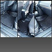 Комплект Ковриков 3D Toyota Prado 150