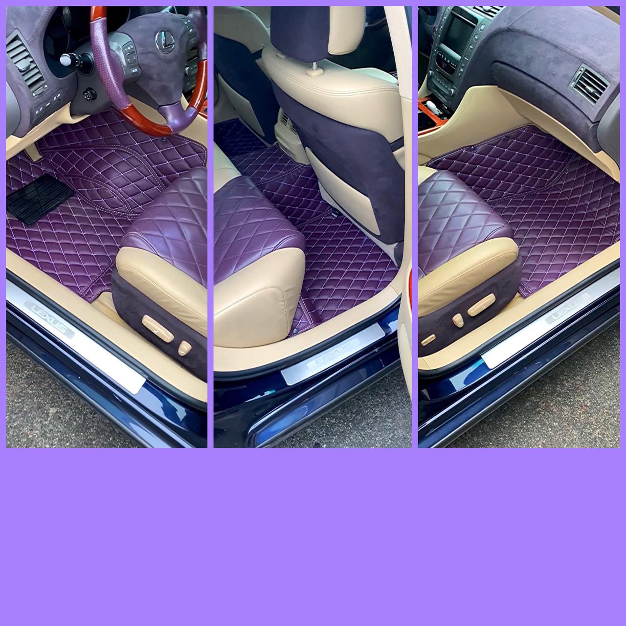 Комплект килимків 3D Lexus IS