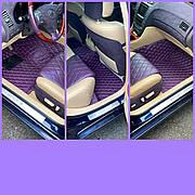 Комплект ковриков 3D Lexus IS