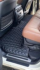 Комплект Килимків 3D Toyota Camry 40, фото 3