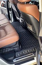 Комплект Килимків 3D Toyota Camry 40, фото 2