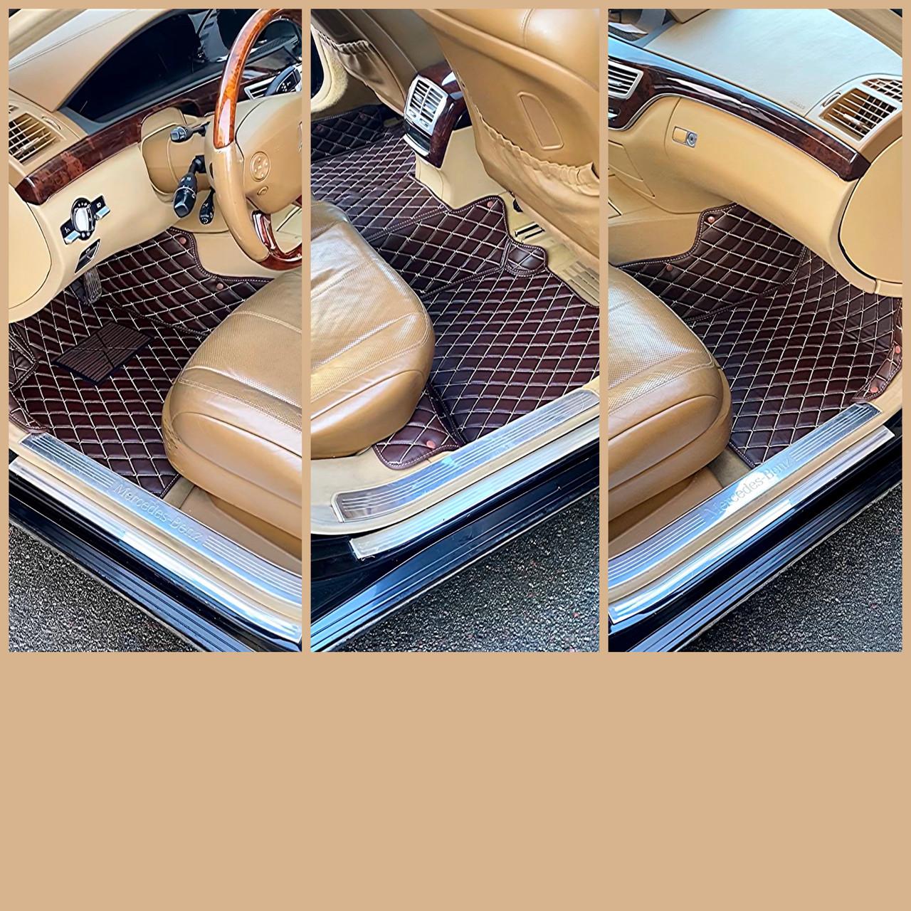 Комплект Килимків 3D Toyota Camry 40