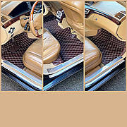 Комплект Ковриков 3D Toyota Camry 40