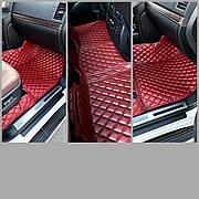 Комплект Ковриков 3D Lexus LX + Багажник