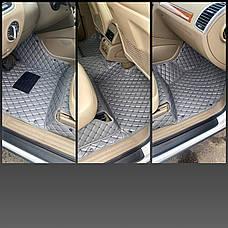 Комплект килимків з екошкіри для Mercedes G-class, від 2013 року, фото 2