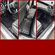 Комплект килимків з екошкіри для Mercedes G-class, від 2013 року, фото 5