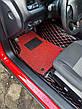 Комплект килимків з екошкіри для Mercedes G-class, від 2013 року, фото 6