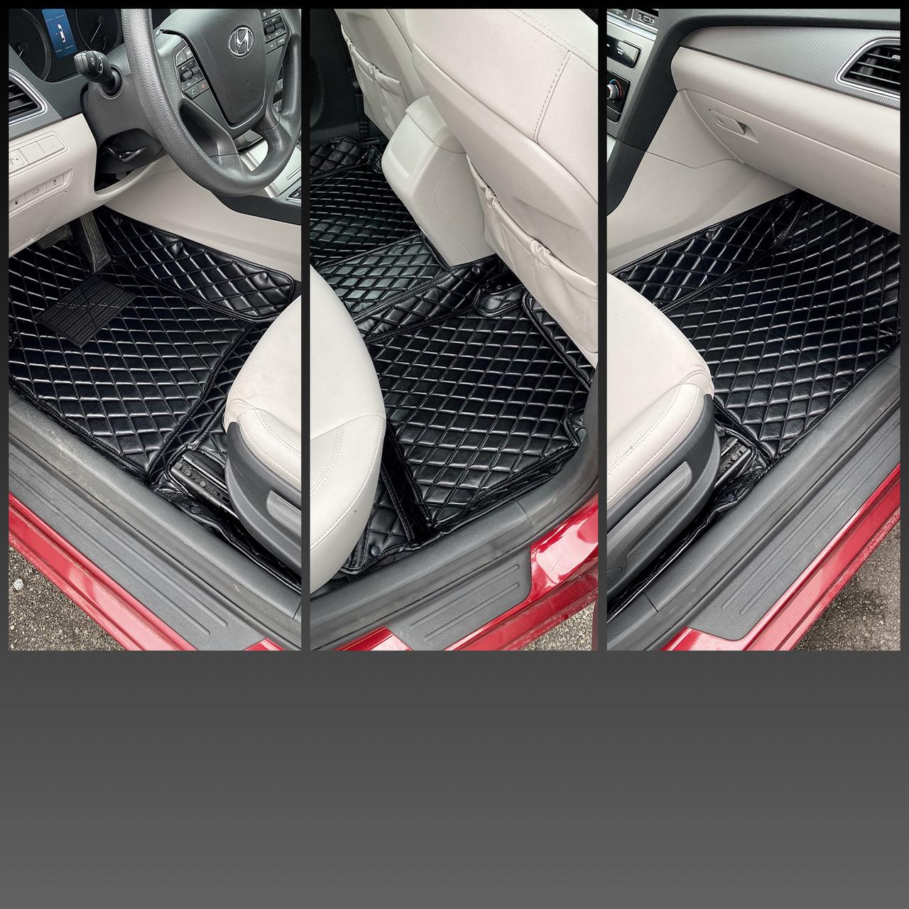 Комплект килимків з екошкіри для Bmw X5 F15