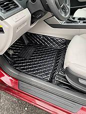 Комплект килимків з екошкіри для Bmw X5 F15, фото 3