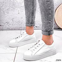 Кроссовки женские Lisa белые 2904, фото 1
