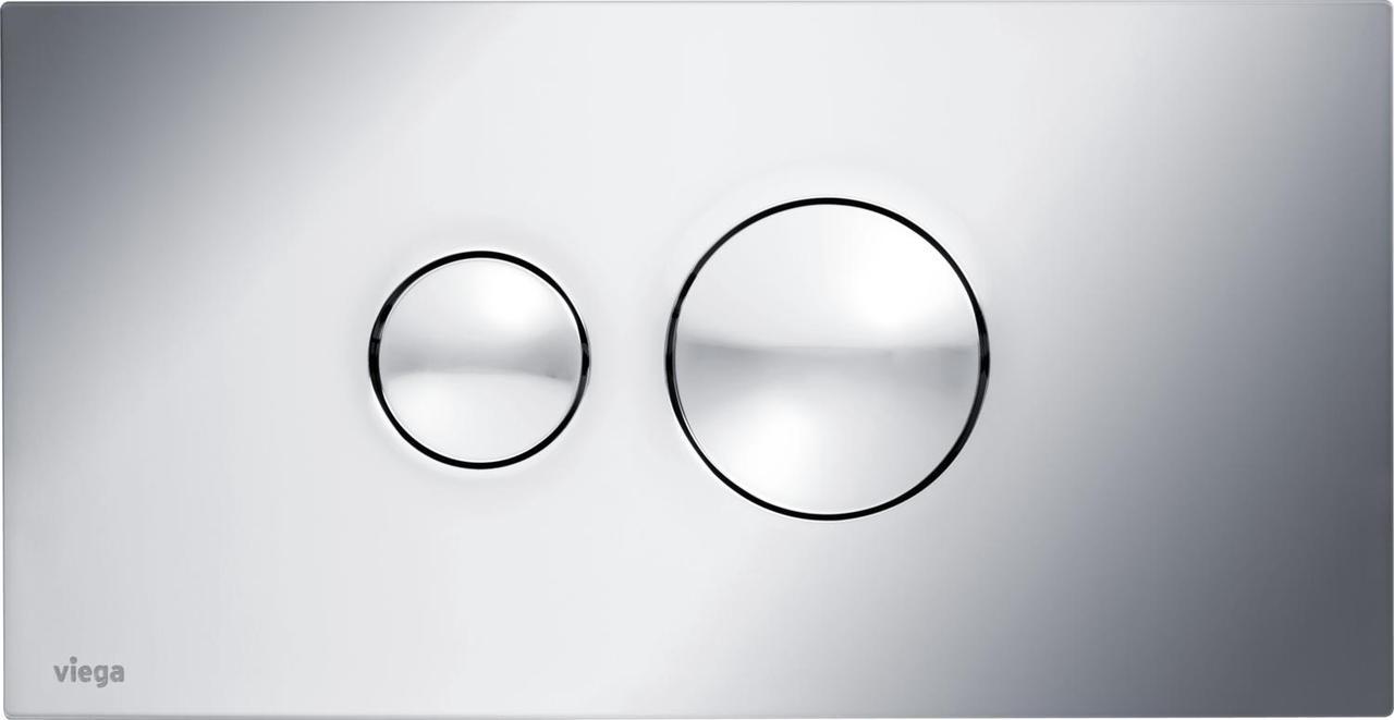 VISIGN FOR STYLE 10 кнопка змиву, хром