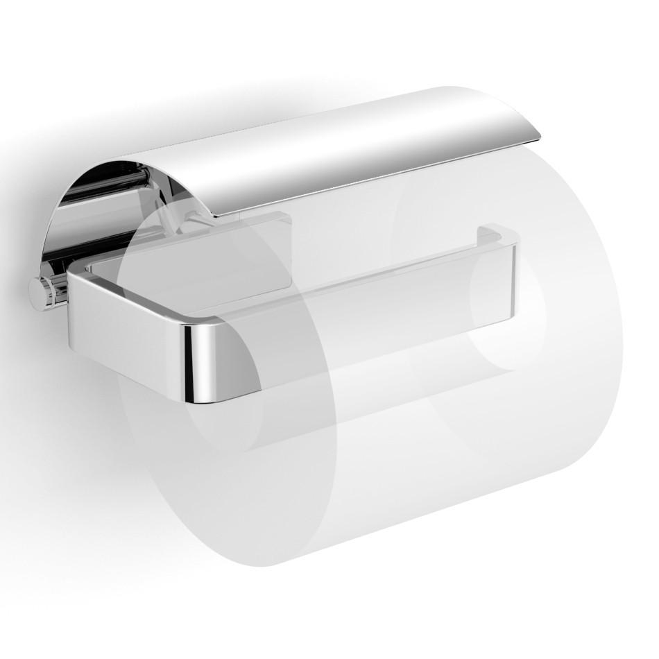 TEO тримач для туалетного паперу, кріплення до стіни, хром