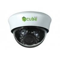 Варифокальная HD-CVI видеокамера CUBE CU-CVD20C200VFP, 2.4МР