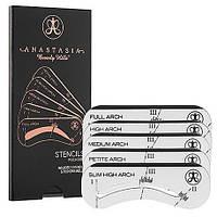 Трафареты для бровей ANASTASIA Beverly Hills Stencils (в упаковке)