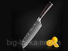 Набір професійних ножів з нержавіючої сталі 5 шт.