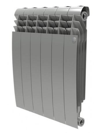 Радиатор Royal Thermo Biliner Silver Satin 4 секций