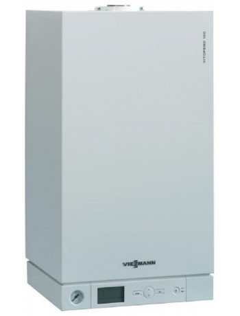 Котел Viessmann Vitopend 100-W 34 кВт двухконтурный, турбо