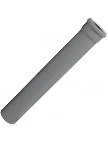 Труба канализационная Valsir 50 L=1000 мм
