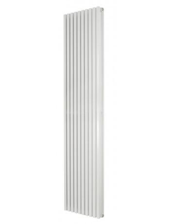 Трубчатый радиатор Betatherm Quantum 1 1800x485x104 мм вертикальный RAL9016 (белый-матовый)