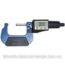 Микрометр цифровой (25-50мм/0,001мм) PROTESTER 5202-50