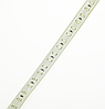 Светодиодная лента 60см на 3М скотче, СИНЯЯ,  в силиконе. Динамическое мерцание., фото 2