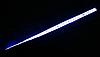 Светодиодная лента 60см на 3М скотче, СИНЯЯ,  в силиконе. Динамическое мерцание., фото 4