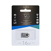 Накопитель Usb Flash Drive TG 16gb Metal 106 SKL11-280011