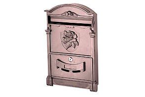 Поштова скринька Vita - роза (PO-0019)